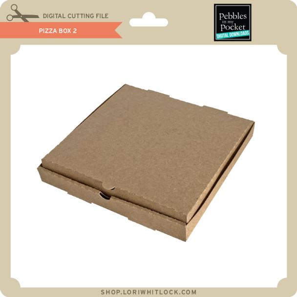 Pizza Box 2