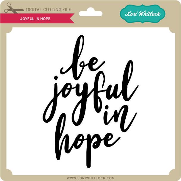 Joyful in Hope