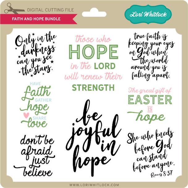Faith and Hope Bundle