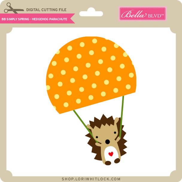 BB Simply Spring - Hedgehog Parachute