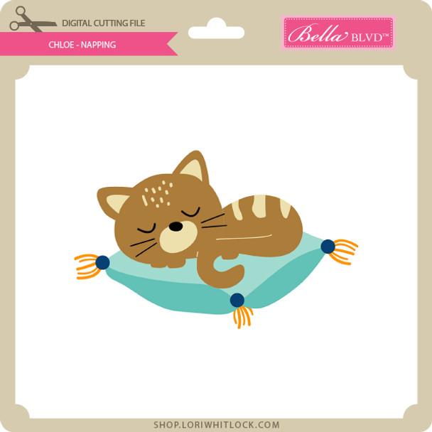 Chloe - Napping