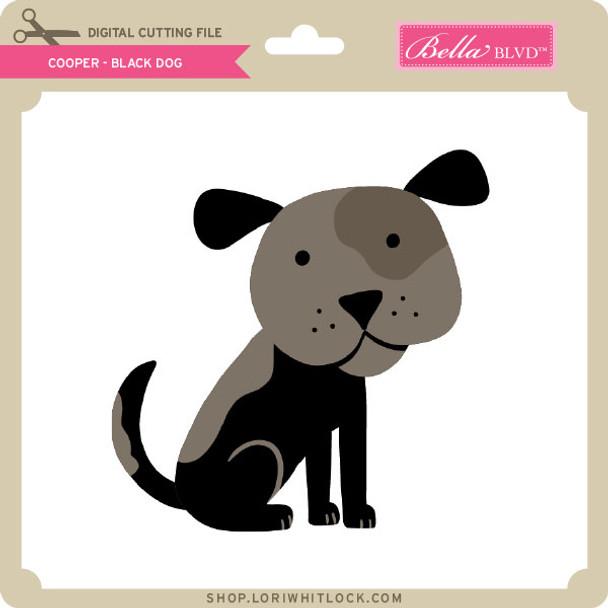 Cooper Black Dog
