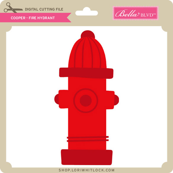 Cooper Fire Hydrant
