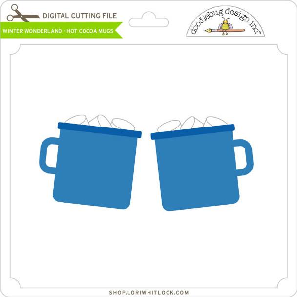 Winter Wonderland - Hot Cocoa Mugs