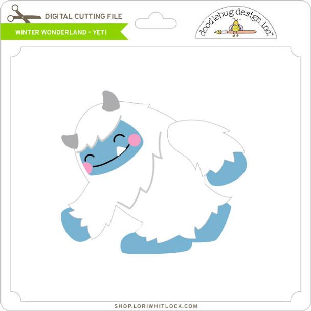 Winter Wonderland - Yeti