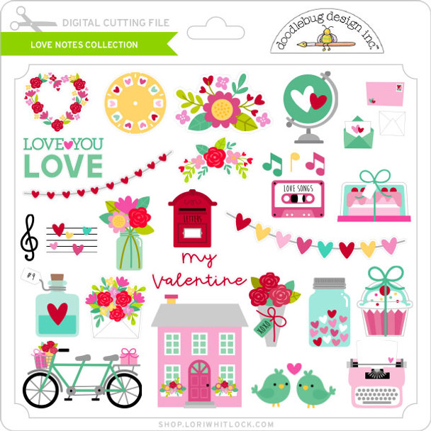 Love Notes - Collection