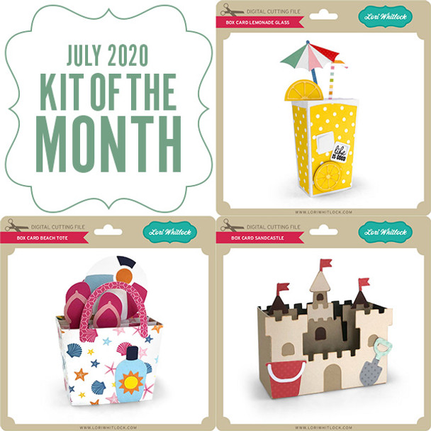 2020 July Kit of the Month