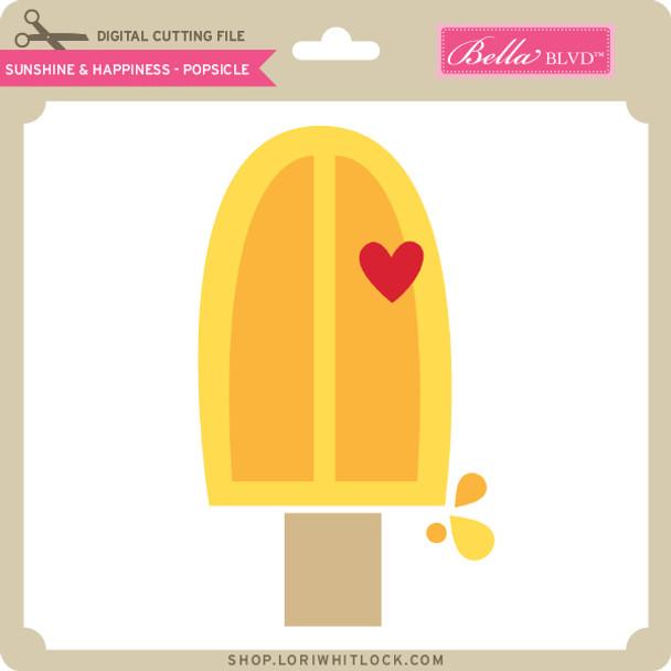 Sunshine & Happiness - Popsicle