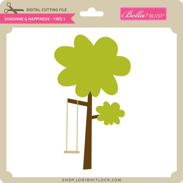 Sunshine & Happiness - Tree 1