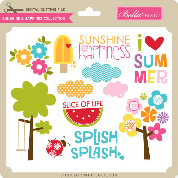 Sunshine & Happiness - Collection