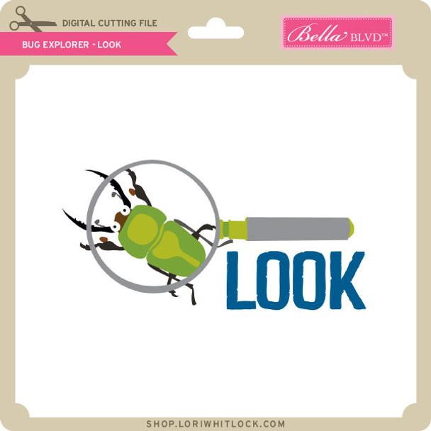 Bug Explorer 2 - Look