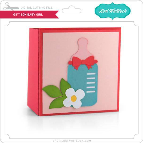 Gift Box Baby Girl