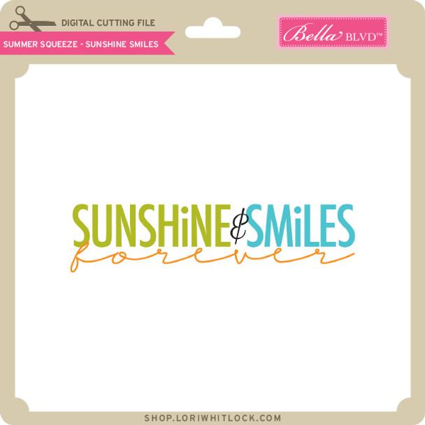 Summer Squeeze - Sunshine Smiles