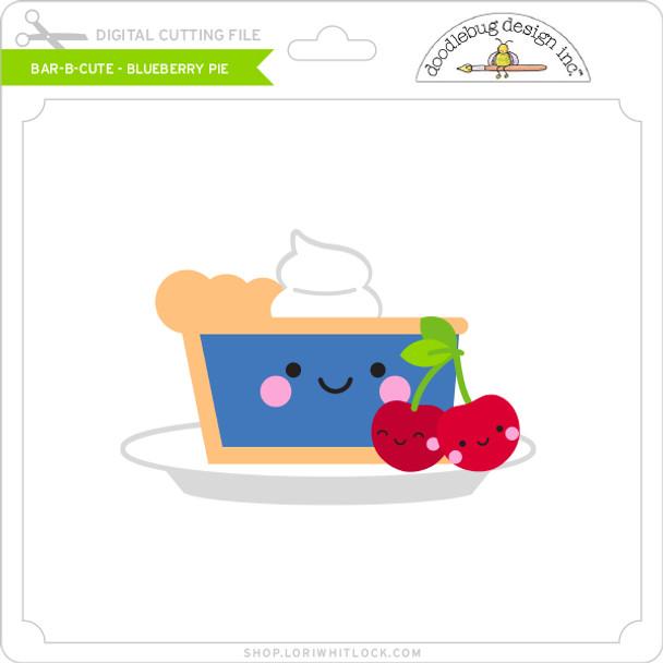 Bar B Cute - Blueberry Pie