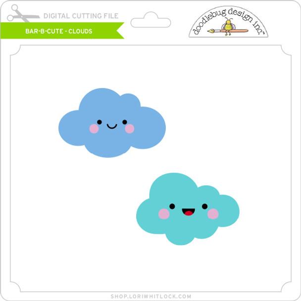 Bar B Cute - Clouds