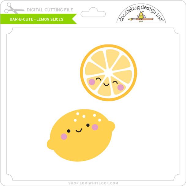 Bar B Cute - Lemon Slices