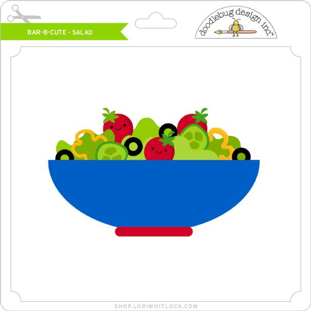 Bar B Cute - Salad