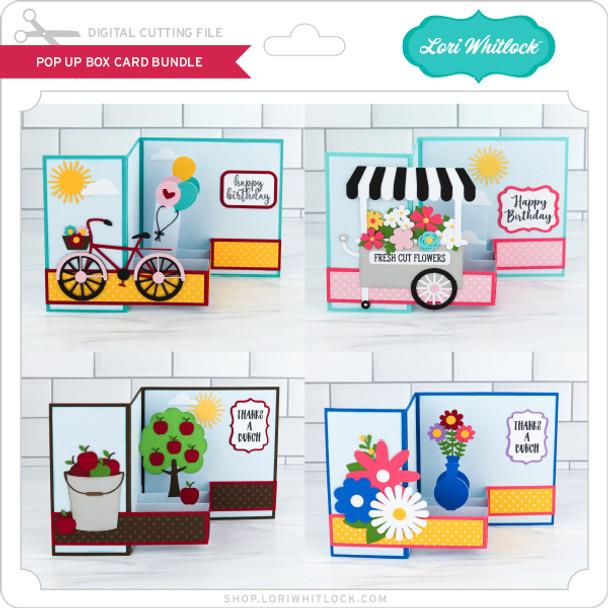 Pop Up Box Card Bundle