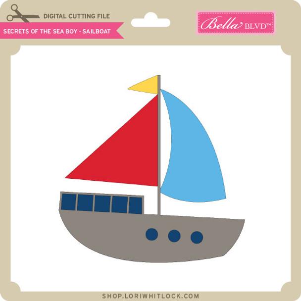 Secrets of the Sea Boy - Sailboat