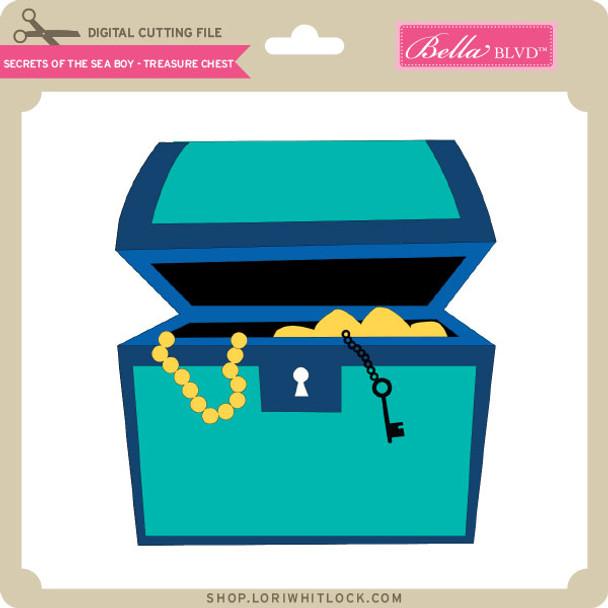 Secrets of the Sea Boy - Treasure Chest