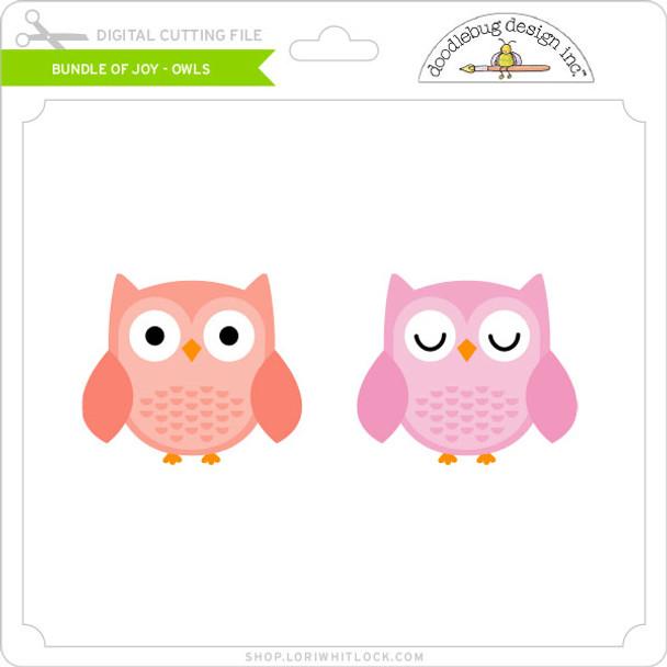 Bundle of Joy - Owls