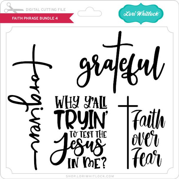 Faith Phrase Bundle 4