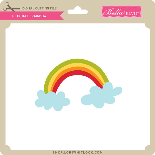 Playdate - Rainbow