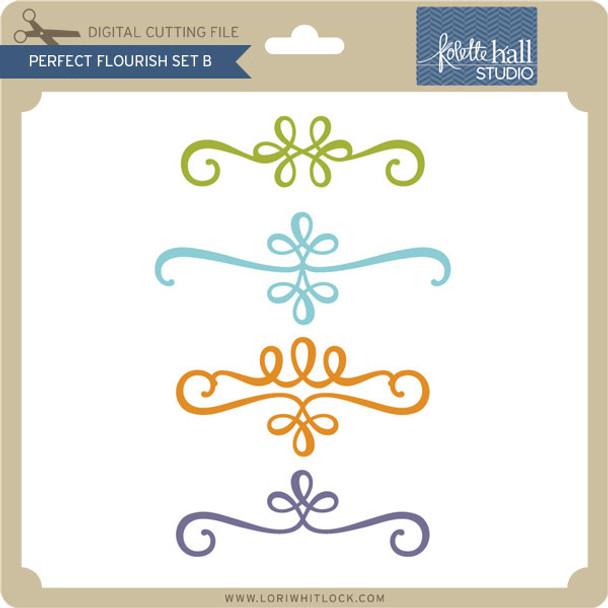 Perfect Flourish Set B