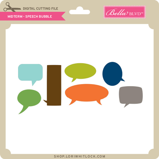 Midterm - Speech Bubble
