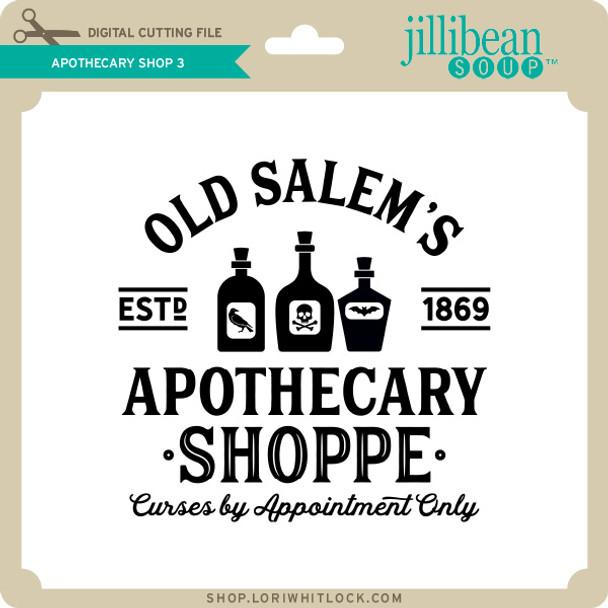 Apothecary Shop 3