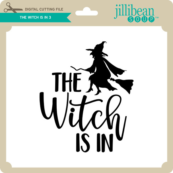 The Witch is in 3
