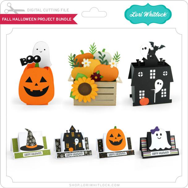 Fall Halloween Project Bundle