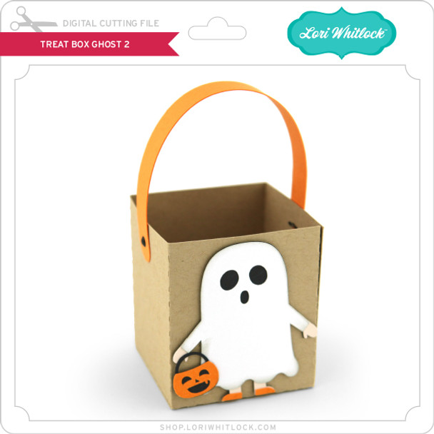 Treat Box Ghost 2
