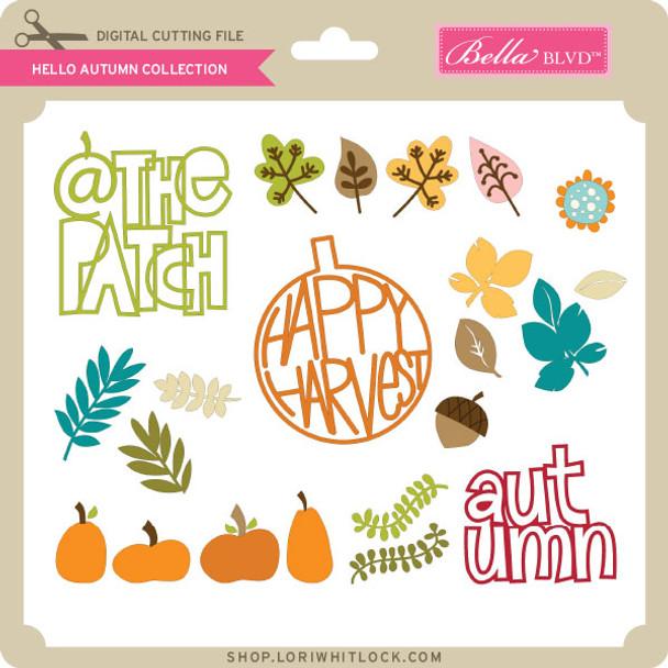 Hello Autumn - Collection