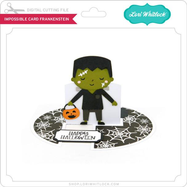 Impossible Card Frankenstein