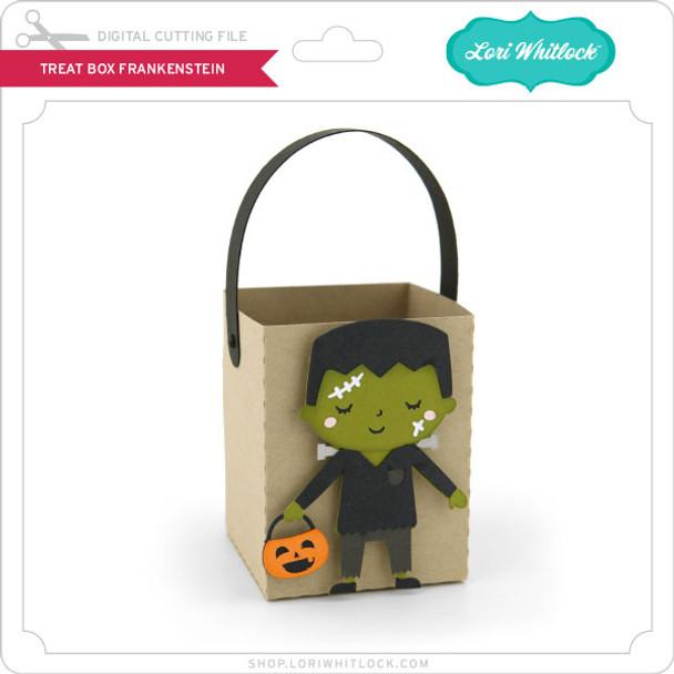 Treat Box Frankenstein