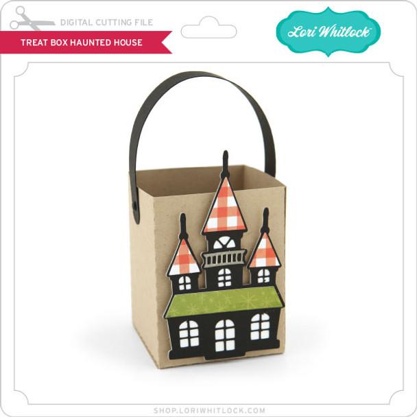 Treat Box Haunted House