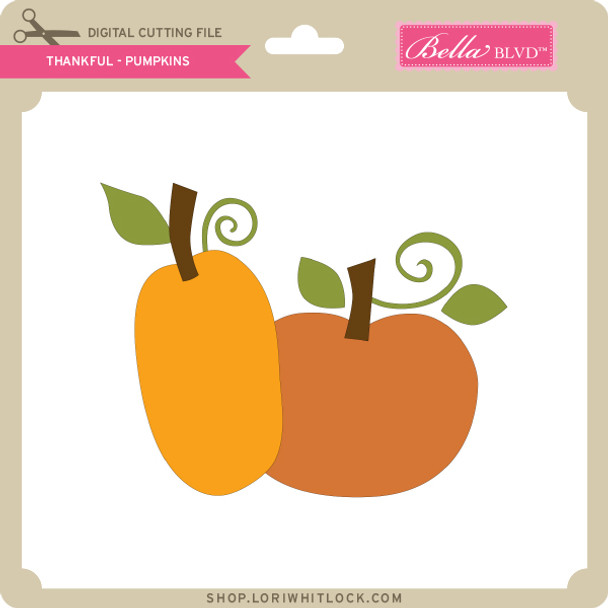 Thankful - Pumpkins