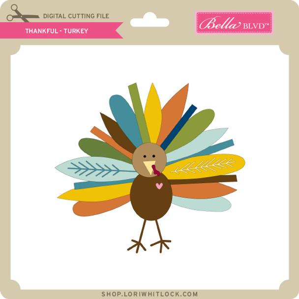 Thankful - Turkey