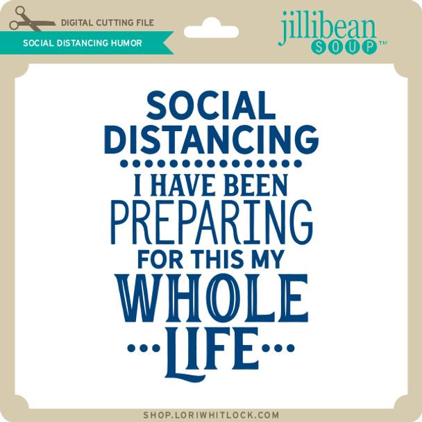 Social Distancing Humor