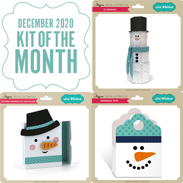 2020 December Kit of the Month