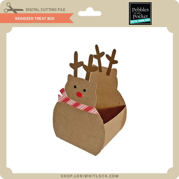 Reindeer Treat Box