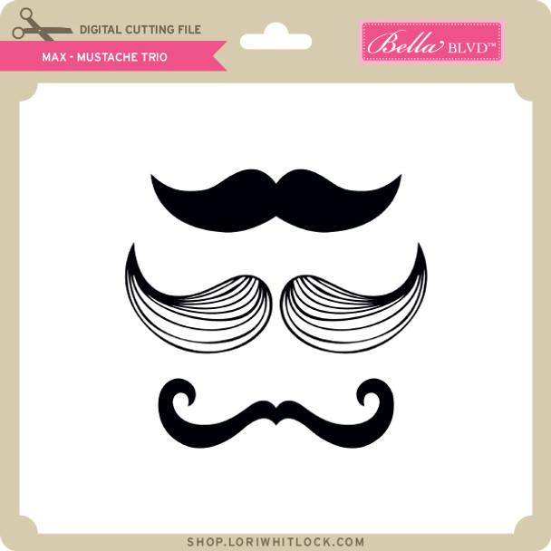 Max - Mustache Trio