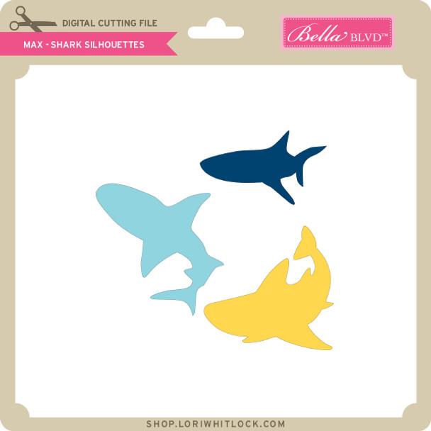 Max - Shark Silhouettes
