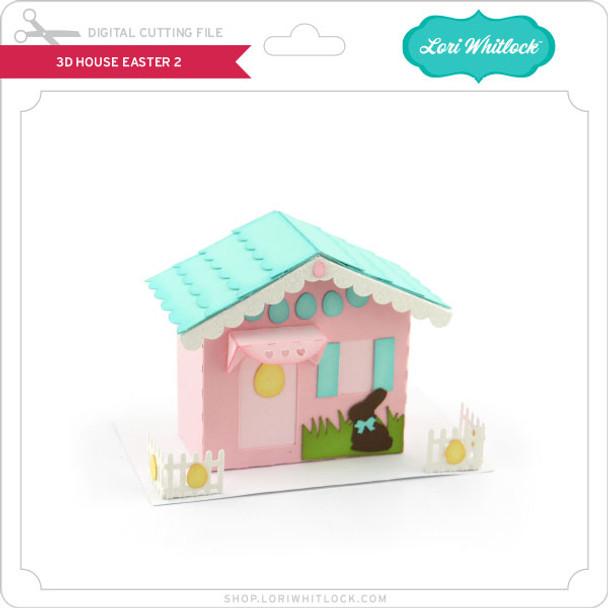 3D House Easter 2