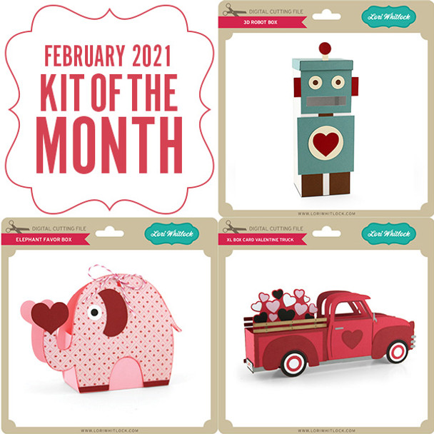 2021 February Kit of the Month