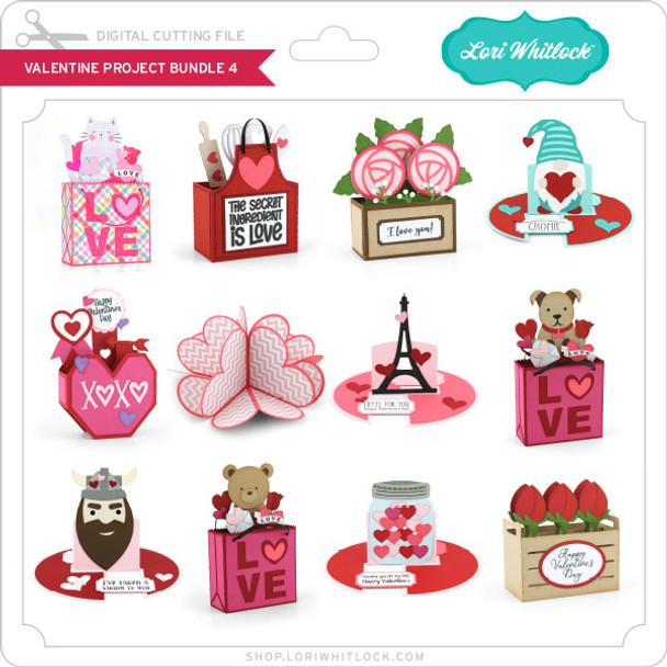 Valentine Project Bundle 4