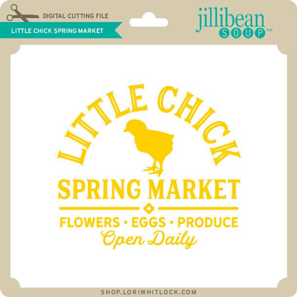 LIttle Chick Spring Market