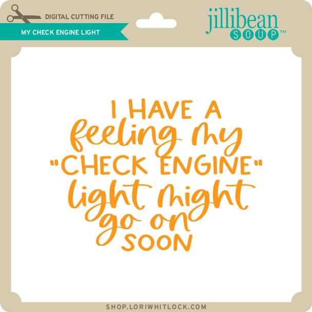 My Check Engine Light