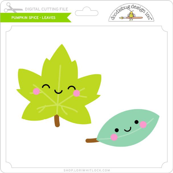 Pumpkin Spice - Leaves